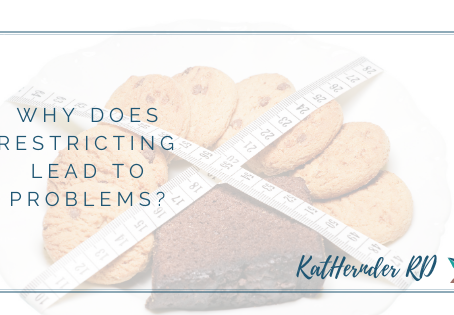 Why does restricting our food lead to problems?