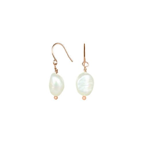 Classic Pearl Earring Roségold