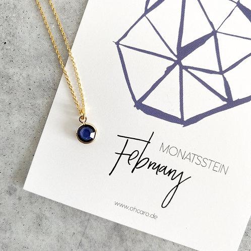 Monatsstein Februar