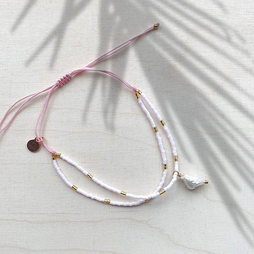 rosé Summer Bracelet