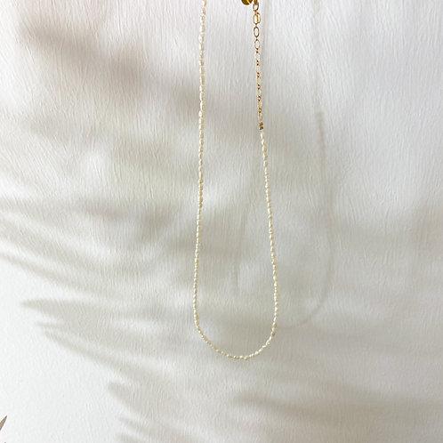 Perlenkette für Charms