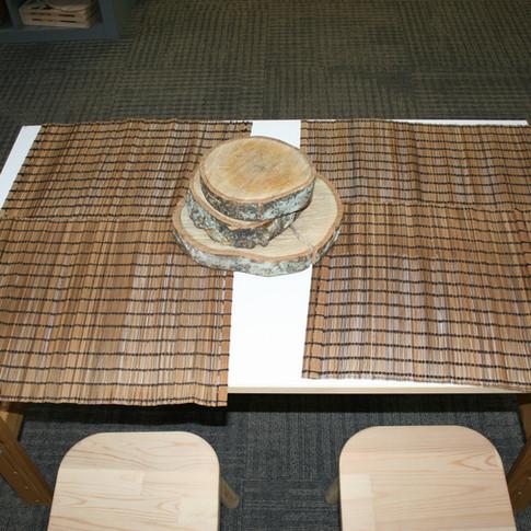 Reggio Table