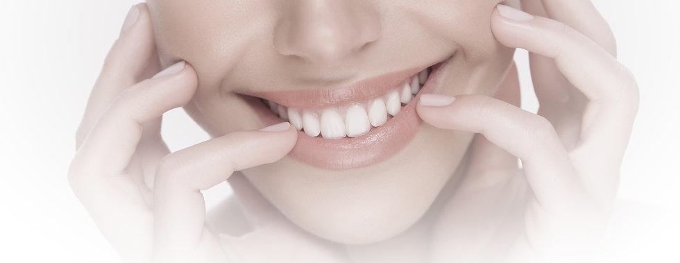 Veneers for beautiful smile