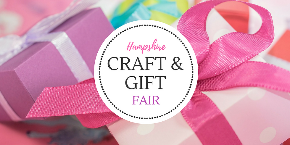 Hampshire Craft & Gift Fair (March)