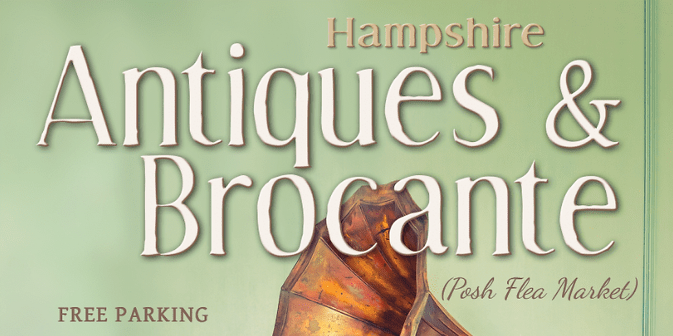 Hampshire Antiques & Brocante