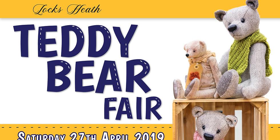 Locks Heath Teddy Bear Fair 2019