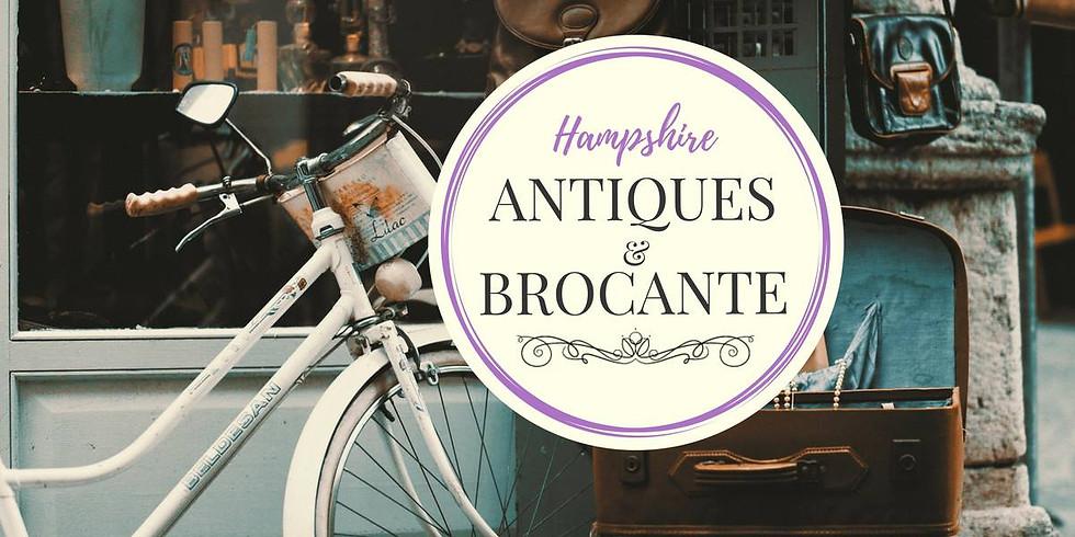 Hampshire Antiques & Brocante (October)