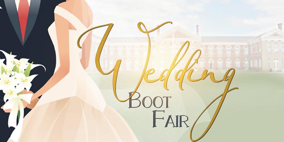 Hampshire Wedding Boot Fair VIP (September 2019)