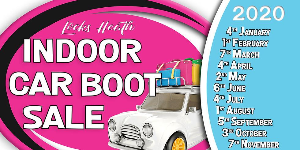 Indoor Car Boot Sale - December 2020