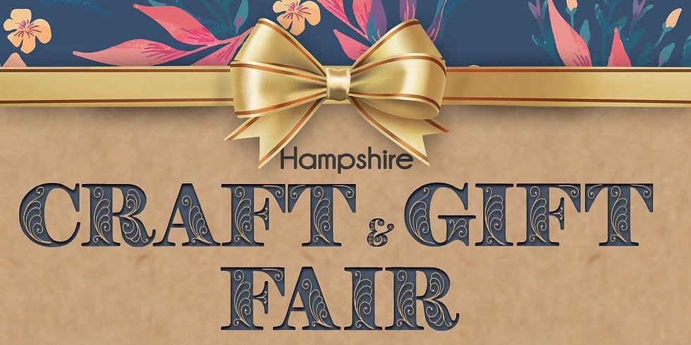 Hampshire Craft & Gift Fair 2020
