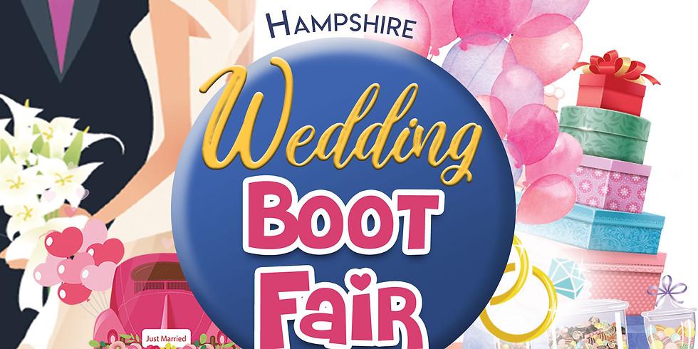 Hampshire Wedding Boot Fair (28th March 2020)