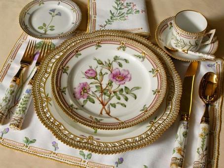 A big plate.