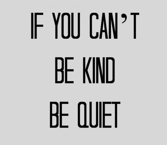 Why it's Cool to be Kind