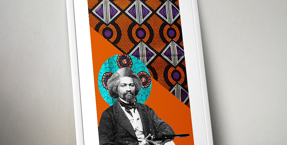 Frederick Douglass Limited Edition Print