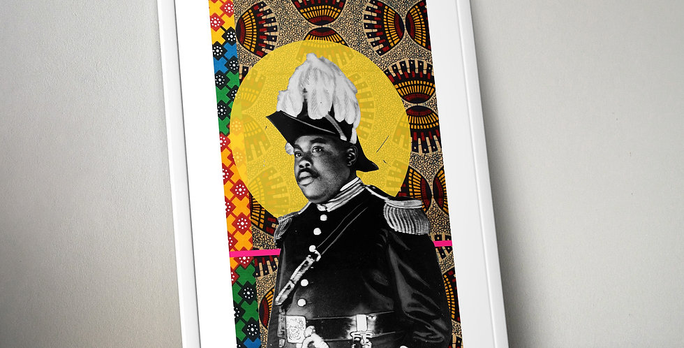 Marcus Garvey Limited Edition Print