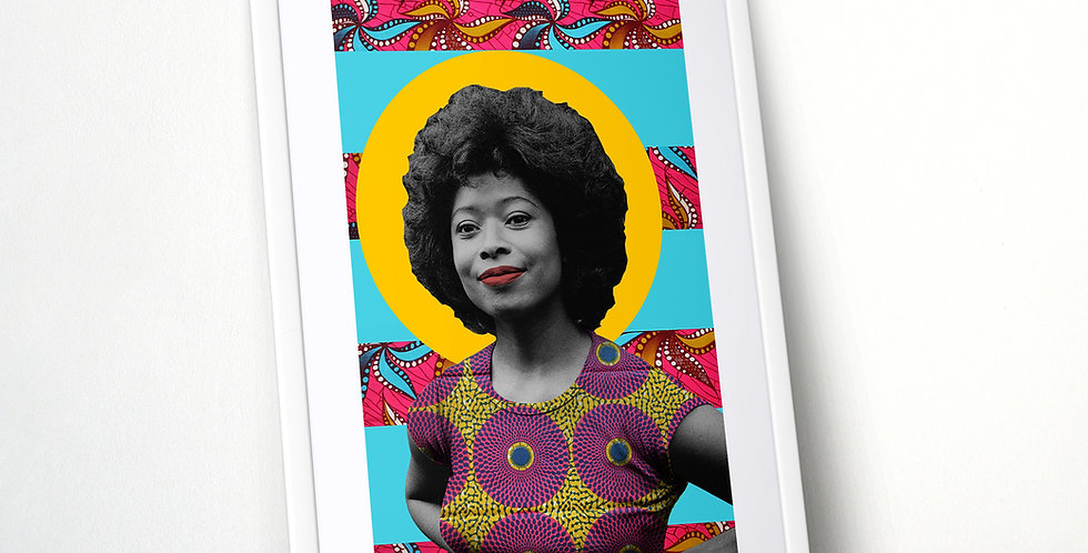 Alice Walker Limited Edition Print