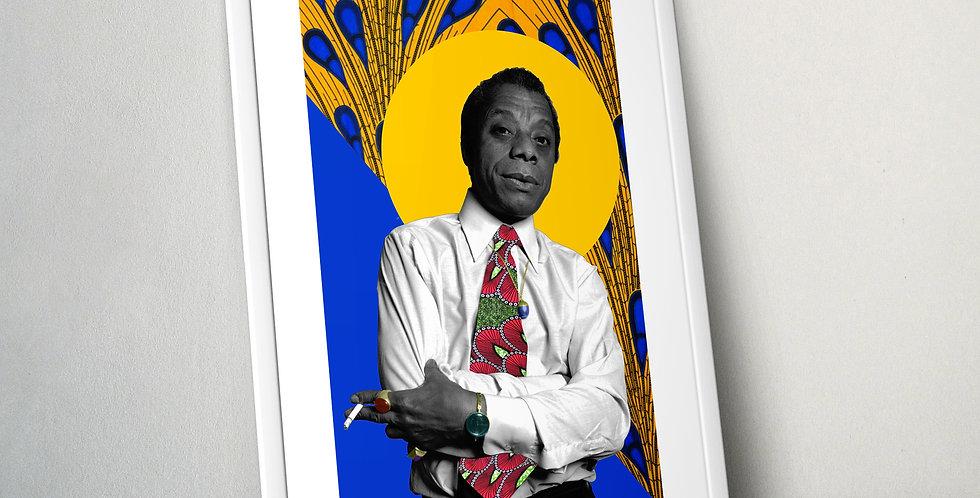 James Baldwin Limited Edition Print