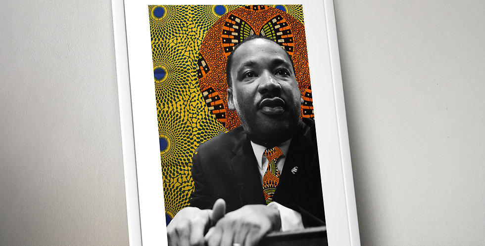 Martin Luther King Limited Edition Print