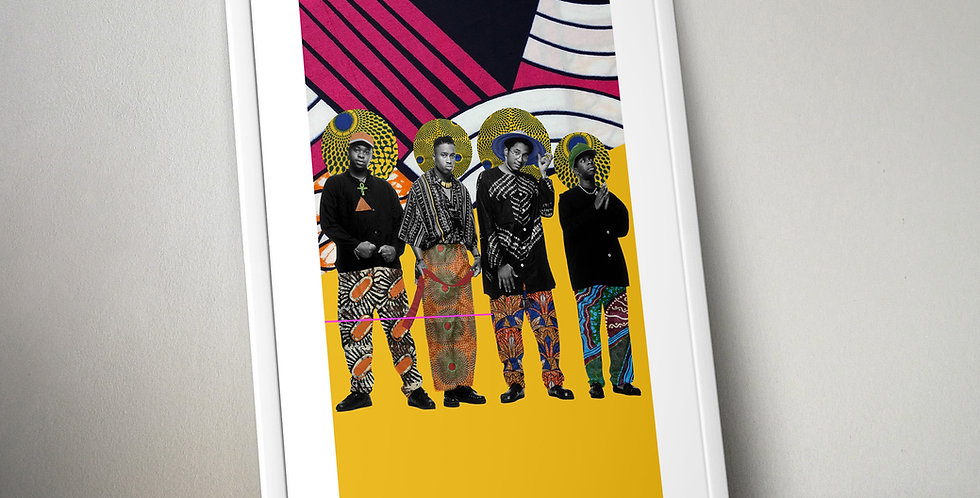 A Tribe Called Quest Limited Edition Print