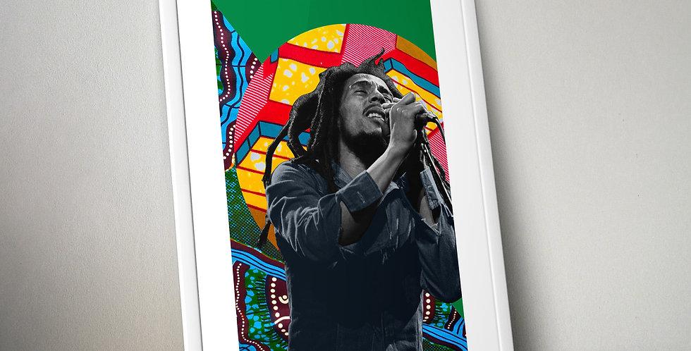Bob Marley Limited Edition Print