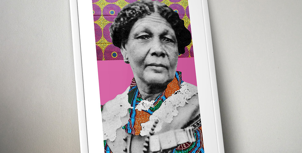 Mary Seacole Limited Edition Print