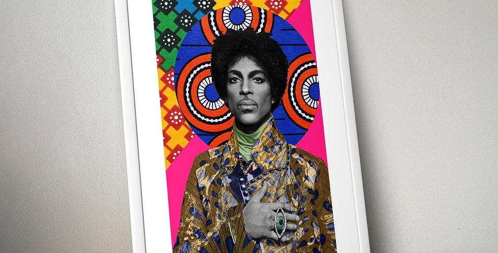 Prince Limited Edition Print
