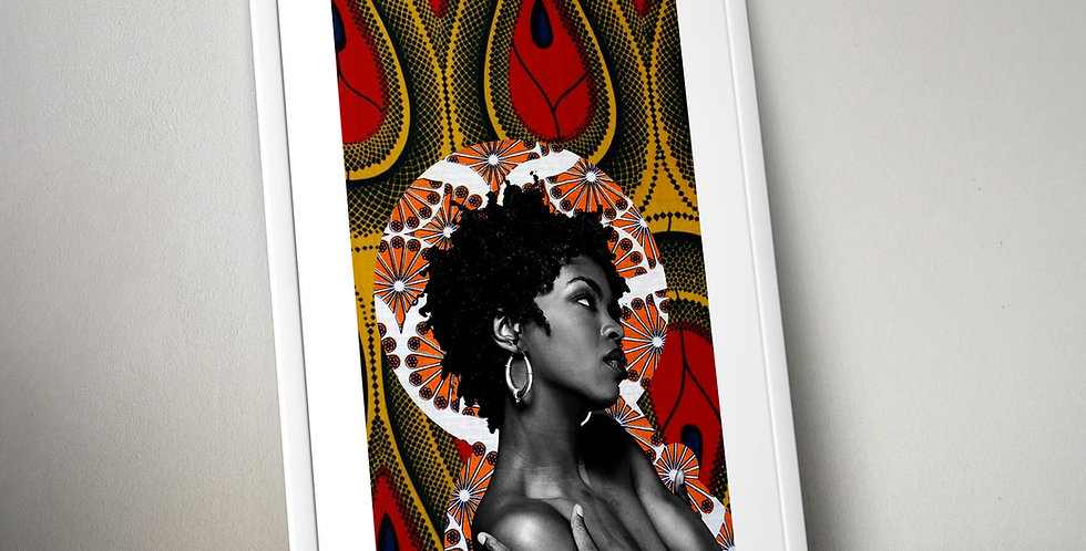 Lauryn Hill Limited Edition Print