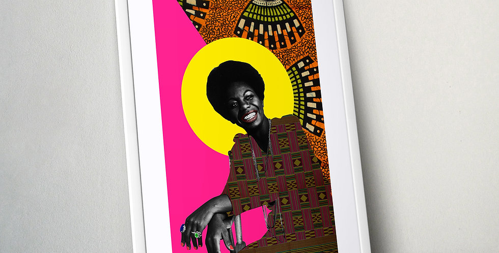 Nina Simone Limited Edition Print