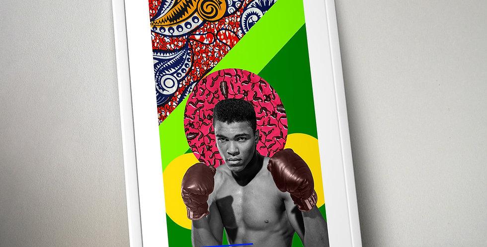 Muhammad Ali Limited Edition Print