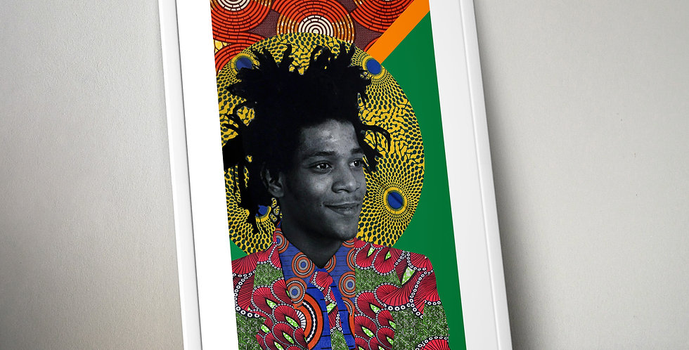 Jean-Michel Basquiat Limited Edition Print