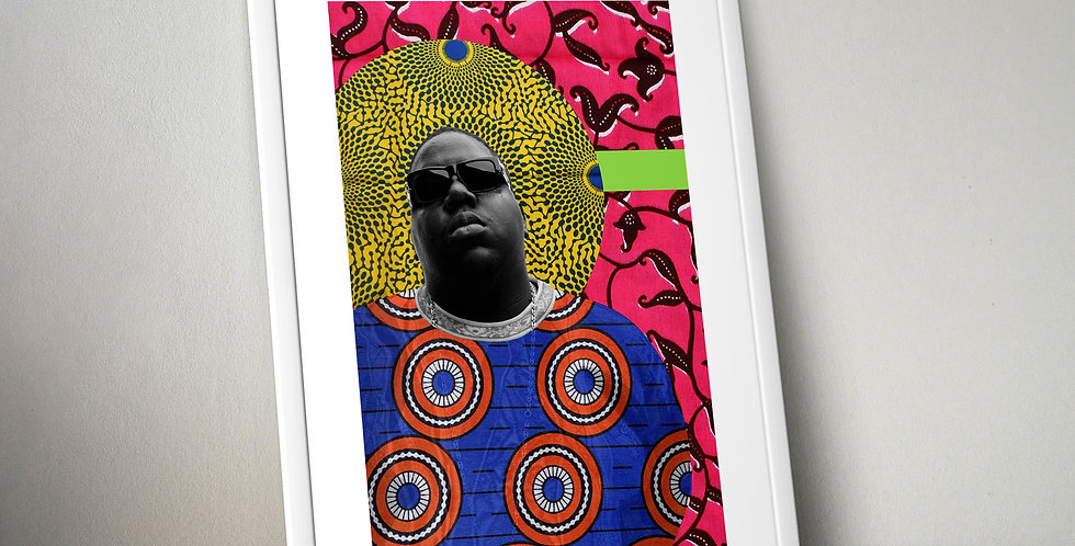 Biggie Limited Edition Print
