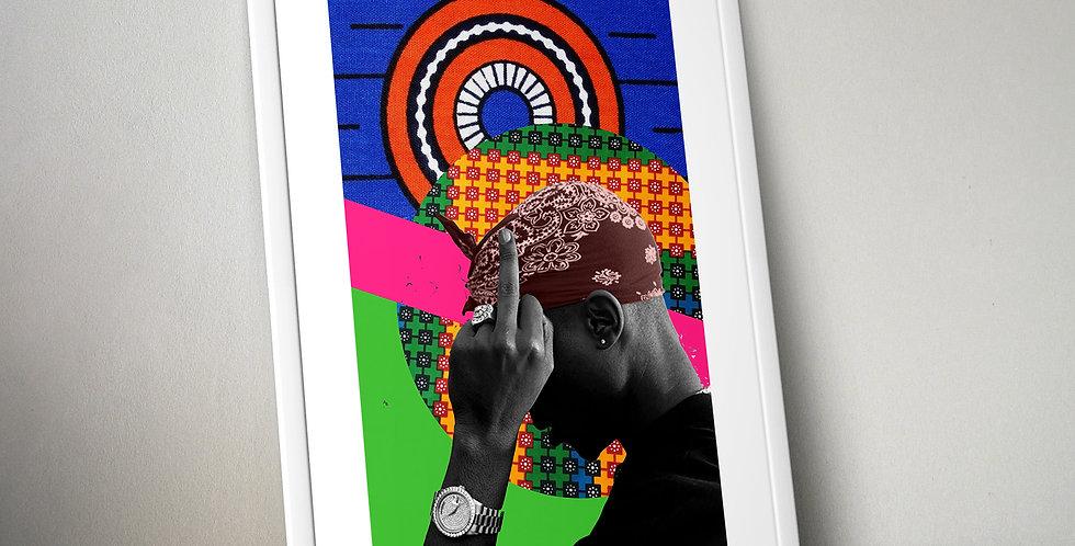 Tupac Shakur || Limited Edition Print