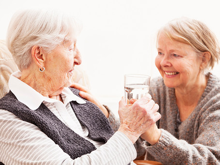 Learn Tips to Help Seniors Who Have Difficulty Swallowing, Called Dysphagia