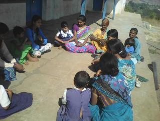 PRERANA Center parents meet