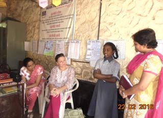 Monitoring Visit by Hope for the Children Foundation to Shiksha Ki Aasha project