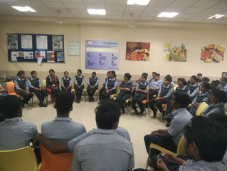 Awareness workshop for Employee on Sexual harassment of women at workplace facilitated by Work for E