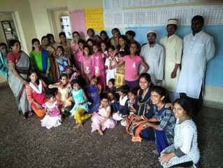 Celebrating Eid at Prerana Rainbow Home
