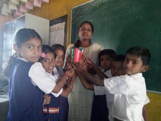Life skills session for PRERANA children