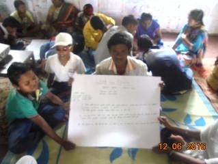 Celebration of World Day against Child Labor -12th June