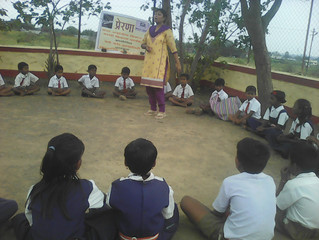 PRERANA - session with children
