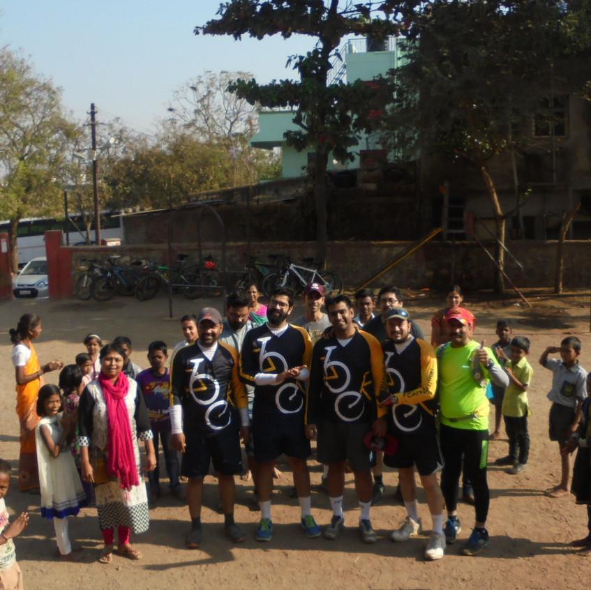 cycle rally team