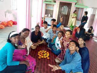 Capacity Building of Marginalized Children