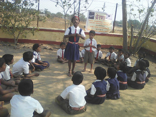 PRERANA - Activity session for the children