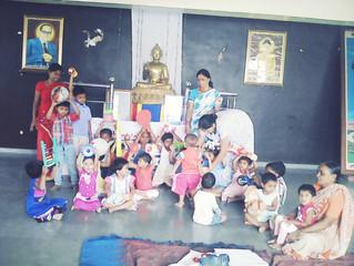 Toys for Anganwadi Children