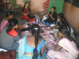 Capacity building workshops for PRERANA teachers.