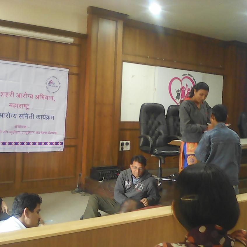 participation in drama