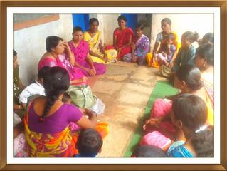 Workshop for parents on violence against children