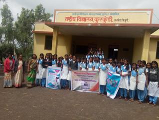 Menstruation Health and Hygiene Awareness program