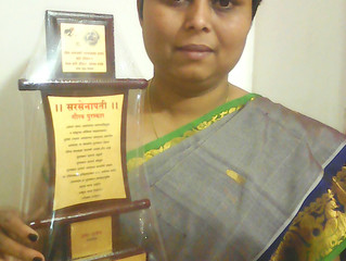 """SARSENAPATI"" award"