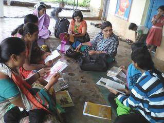 JAGRUTI - Women empowerment program